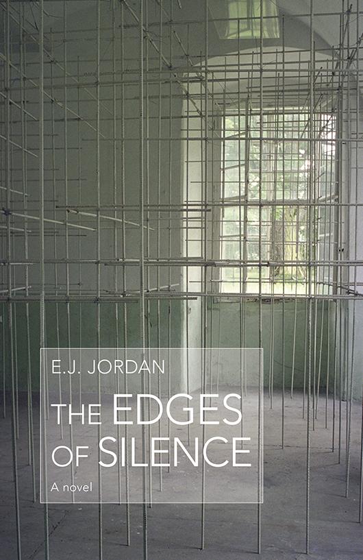The edges of silence. Novel by Eduardo Jordán